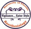 Department of Anesthesia logo