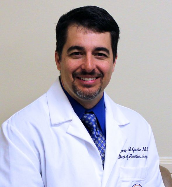 Gregory Janelle, MD, FASE