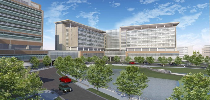 140530_Front View_Vascular hospital