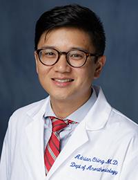 """Yiu-Hei """"Adrian"""" Ching, MD"""