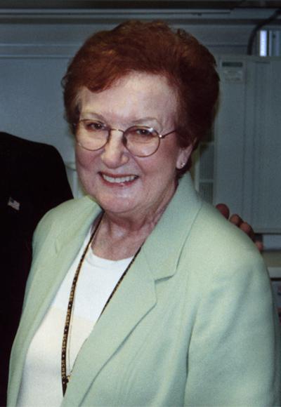 Shirley Graves, MD, DSc(HON)